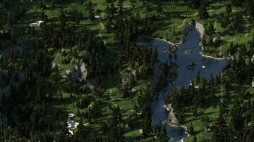 Forest Glade - 512х512 Minecraft Map & Project