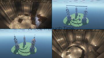 A Trek Through Time Minecraft Map & Project