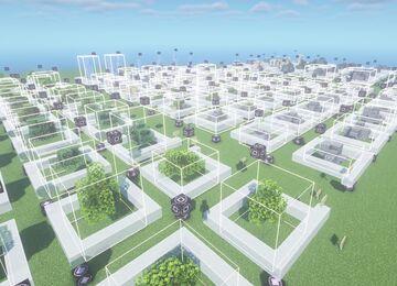 Jud's Custom Stones / Bushes Minecraft Map & Project