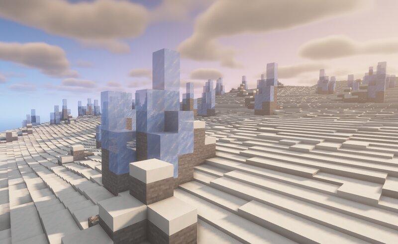 example of ice
