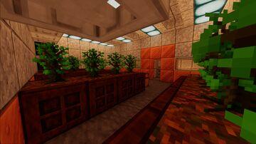 Underground Weed Farm Minecraft Map & Project