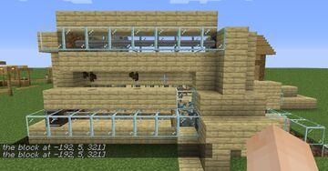 Infinite diamond generator Minecraft Map & Project