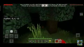 Slendrina the forest Minecraft Map & Project
