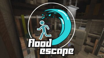 Flood escape Minecraft Map & Project