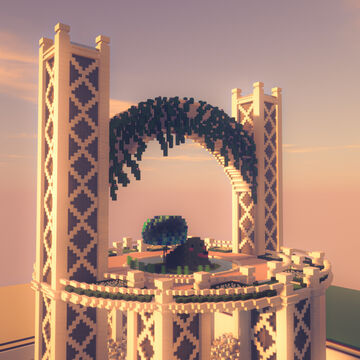 Le Froggie Minecraft Map & Project