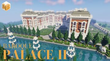 Baroque Palace II [Download] Minecraft Map & Project