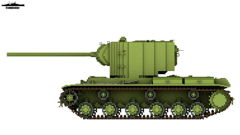 KV-2 ZiS-6