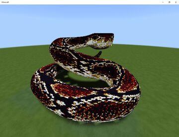 Rattlesnake Minecraft Map & Project