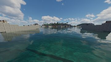 WW2: Battle for Tsushima Minecraft Map & Project