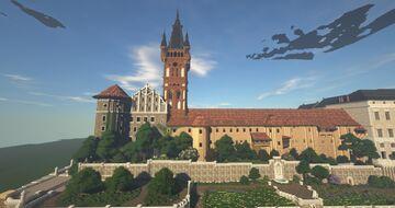 Königsberger Schloss (Königsberg Royal Castle) [ConquestReforged] Minecraft Map & Project