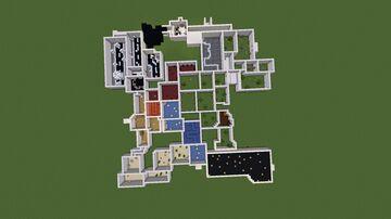 SpeedRun Parkour Minecraft Map & Project