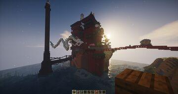 ~ Spirited Away ~ Minecraft Map & Project