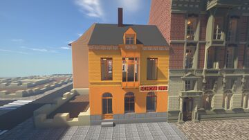 Little Tiles Eclectic German Apartment video Minecraft Map & Project