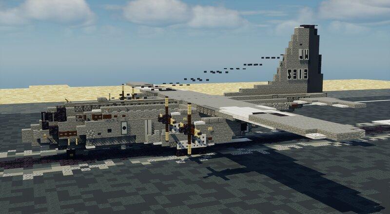 USN C-130T Hercules - 1.5:1 Scale