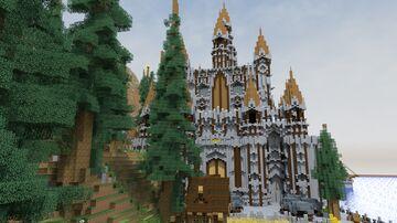 Port of Balthild Minecraft Map & Project