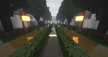 Better in Shader Minecraft Map & Project