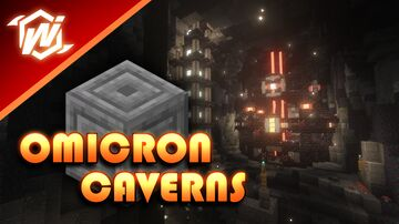 [MiniCTM Hardcore] Omicron Caverns Minecraft Map & Project