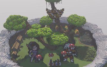 Lobby ❯ Tree star Map Minecraft Map & Project