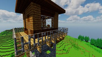 Lost Island - By Ahmed Basha Minecraft Map & Project