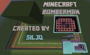 Bomberman Minecraft Map & Project