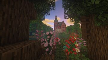 Miss Peregrine's Home for Peculiar Children Minecraft Map & Project