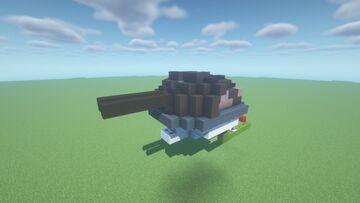 SLA  -  Long Range TNT Cannon ( Sniper | Scattershot | Adjustable Trajectory ) Minecraft Map & Project