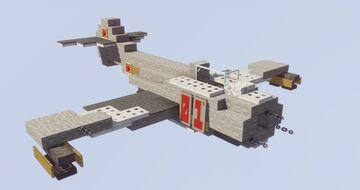MiG-9/L  Fargo Minecraft Map & Project
