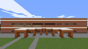 Pinevile High School [1.16] [Java] Minecraft Map & Project
