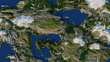 Xorlian - Deepdive Caveland [Experimental](Download, 4k, 1.16+,  Java, Realistic Multibiome Minecraft Survival World) Minecraft Map & Project