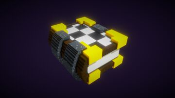 Book of Chess Minecraft Map & Project