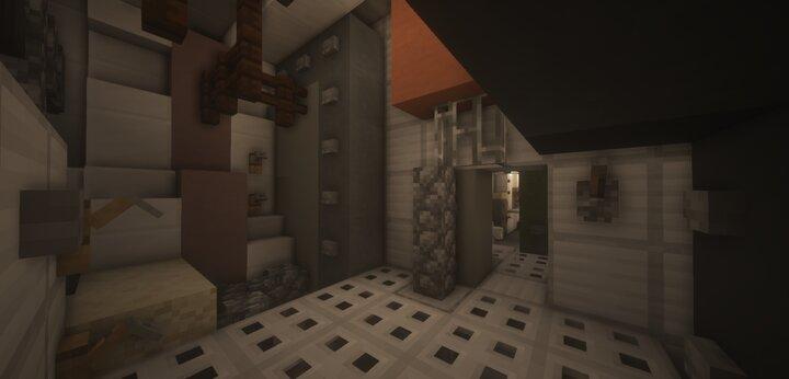 Condenser room