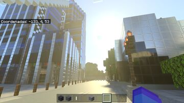 ONE WTC Minecraft Map & Project