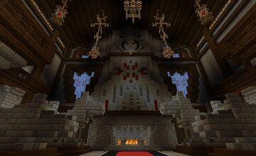 Wildcraft's Massive Were Mansion Minecraft Map & Project