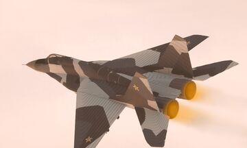MiG-29 Soviet Jet Fighter Minecraft Map & Project