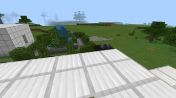 Tempat wisata Minecraft Map & Project