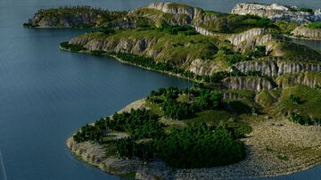 Emion - Cliffed Multi-Islands  [4k, Download, 1.16+, Multibiome, Java & Bedrock,  Survival Map / RPG Map] Minecraft Map & Project