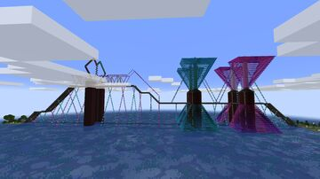 Songbreak Bridge Minecraft Map & Project