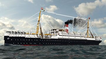 SS Brixental (1902) | Full Interior | + Download Minecraft Map & Project