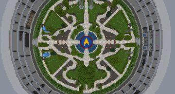 Starfleet Academy | Star Trek Minecraft Map & Project