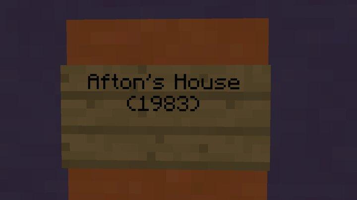Afton's House FNaF 4