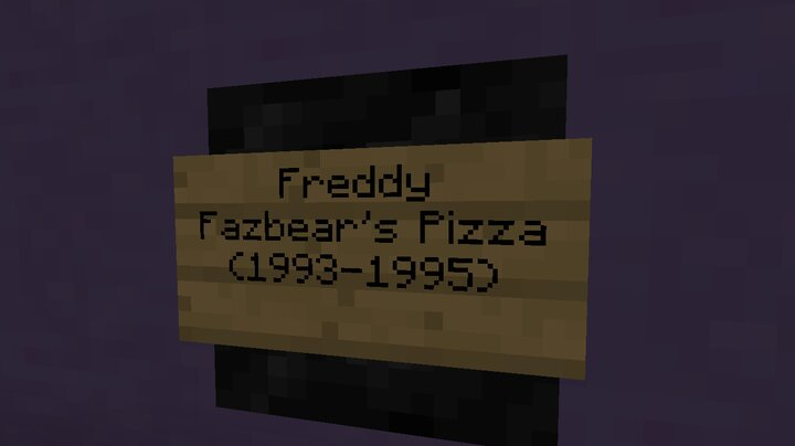 The same as the first Freddy Fazbear's Pizzaria remodeled FNaF 1