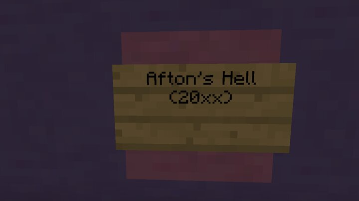 Afton's Hell UCN