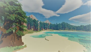 Andelon - 1.16+ Custom Map (4000x4000) DOWNLOADABLE Minecraft Map & Project