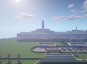 Chernobyl Nuclear Power Station [Bedrock Edition Bundle: Includes 1985 and 1986] Minecraft Map & Project