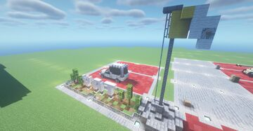 Vatican Ground Forces Line (COMING SOON) Minecraft Map & Project