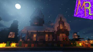 Victorian House (Halloween + Regular Variation) Minecraft Map & Project