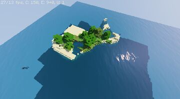 Can you Survival in this seed (1.12) Minecraft Map & Project