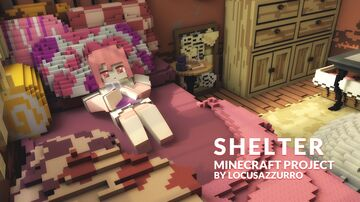 Shelter - Rin's Room Minecraft Map & Project