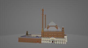 Muhammed Ali Cami Minecraft Map & Project