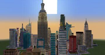 New York City (Marvel) Minecraft Map & Project